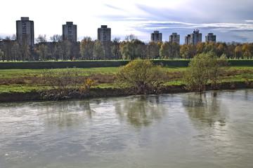 river mound