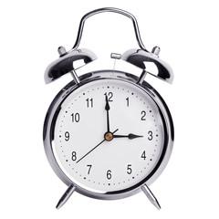 Three hours on a alarm clock