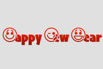 Happy New Year smiles