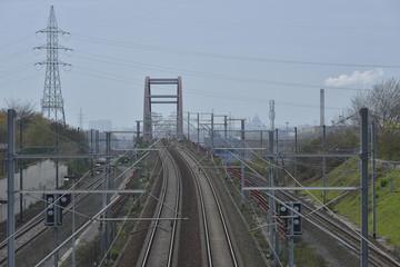 Ligne pour la grande vitesse vers Bruxelles
