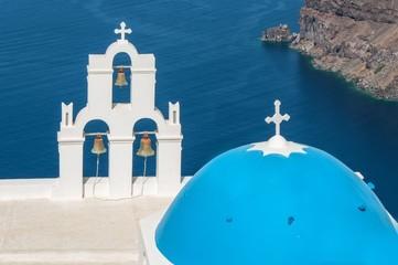 Agios Theodori Church in Santorini