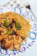 italian risotto