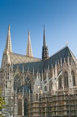 Votive Church (Votivkirche)  in Vienna, Austria