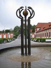 fontana moderna