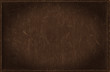 Dark brown grunge background from distress leather texture - 73802185