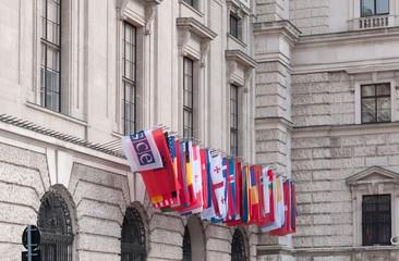 Hofburg zu Wien OSCE