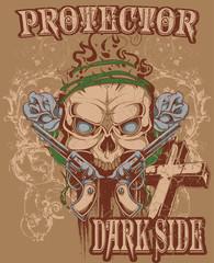 Protector of darkside
