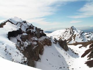 Tongariro Crossing View