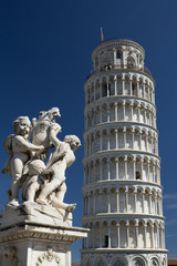 Leaning Tower Of Pisa (Italy)