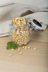Cedar nut