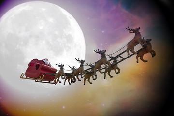 Santa Claus is wonderful!