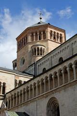 Duomo di trento; tiburio