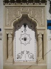 porta ornamentale