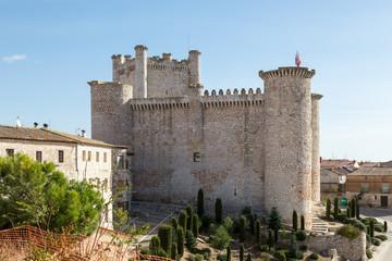 Castle Torija, Guadalajara, Spain