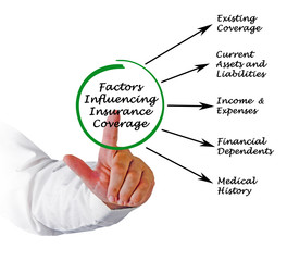Factors Influencing Insurance Coverage