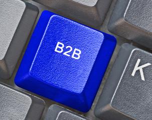 Hot key for B2B transaction