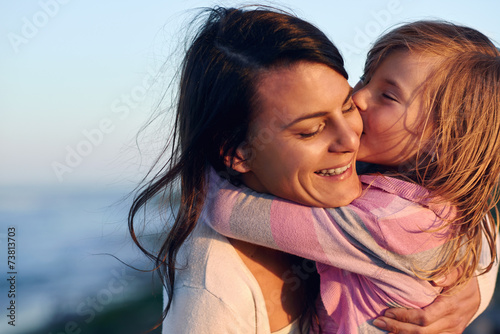 mother daughter love - 73813703