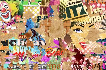 Grunge Poster Background