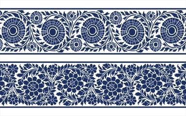floral pattern, textile , Rajasthan, royal India