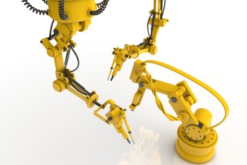 Herstellung mit automatischen Einheiten
