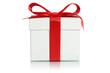 Geschenk mit Band für Weihnachtsgeschenke, Geburtstag oder Vale - 73817558