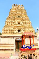 Mysore Palace grounds Karnataka india