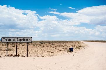Tropico del Capricorno, Namibia, Africa