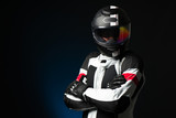 Fototapety Moto équipement