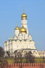 Архангельский собор, Московский Кремль