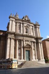 Rom, klarer Himmel