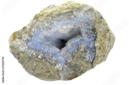 Keuken foto achterwand Edelsteen Blue Lace Agate