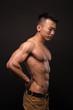 korean athlete