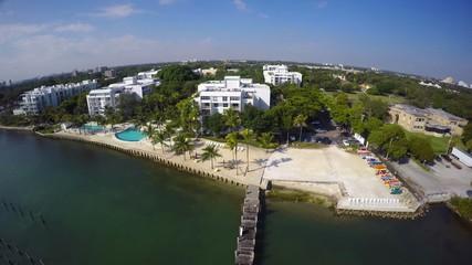 Miami bayfront architecture