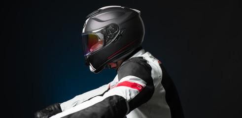 Motard et concept vitesse