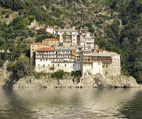 Grigoriou Monastery at Mount Athos Greece