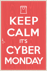 Today is cyber monday