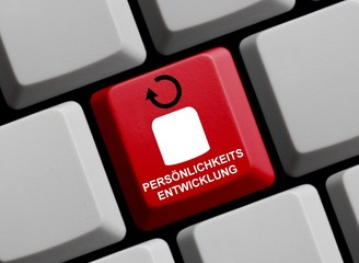 Persönlichkeitsentwicklung online