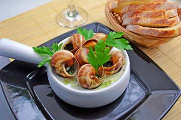 Escargot, French Culture