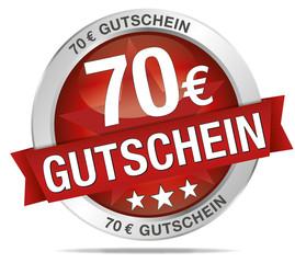 70 Euro Gutschein