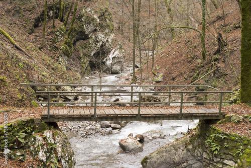 bridge in djavolji prolaz