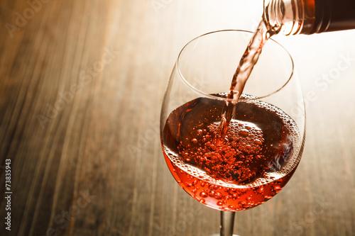 Aluminium Wijn ロゼワイン Rose wine
