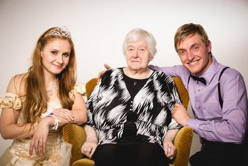 die liebe Oma