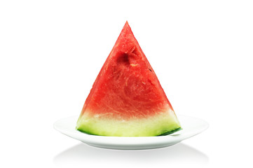 Ripe Hunk of Watermelon