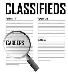 Careers classifieds