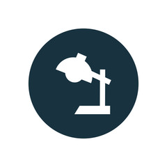 reading-lamp icon