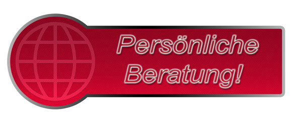 Aktions-Button / Persönliche Beratung