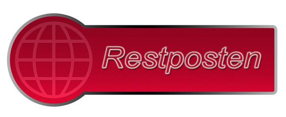 Aktions-Button / Restposten