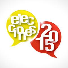 bulles rayées : elecciones generales 2015 v2