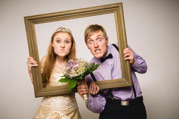 Wut am Hochzeitstag