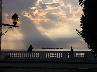 Puesta de Sol 2 - Colonia del Sacramento - Uruguay